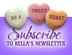 subscribe to Kella's newsletter