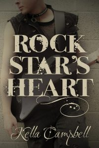 book cover: Rock Star's Heart