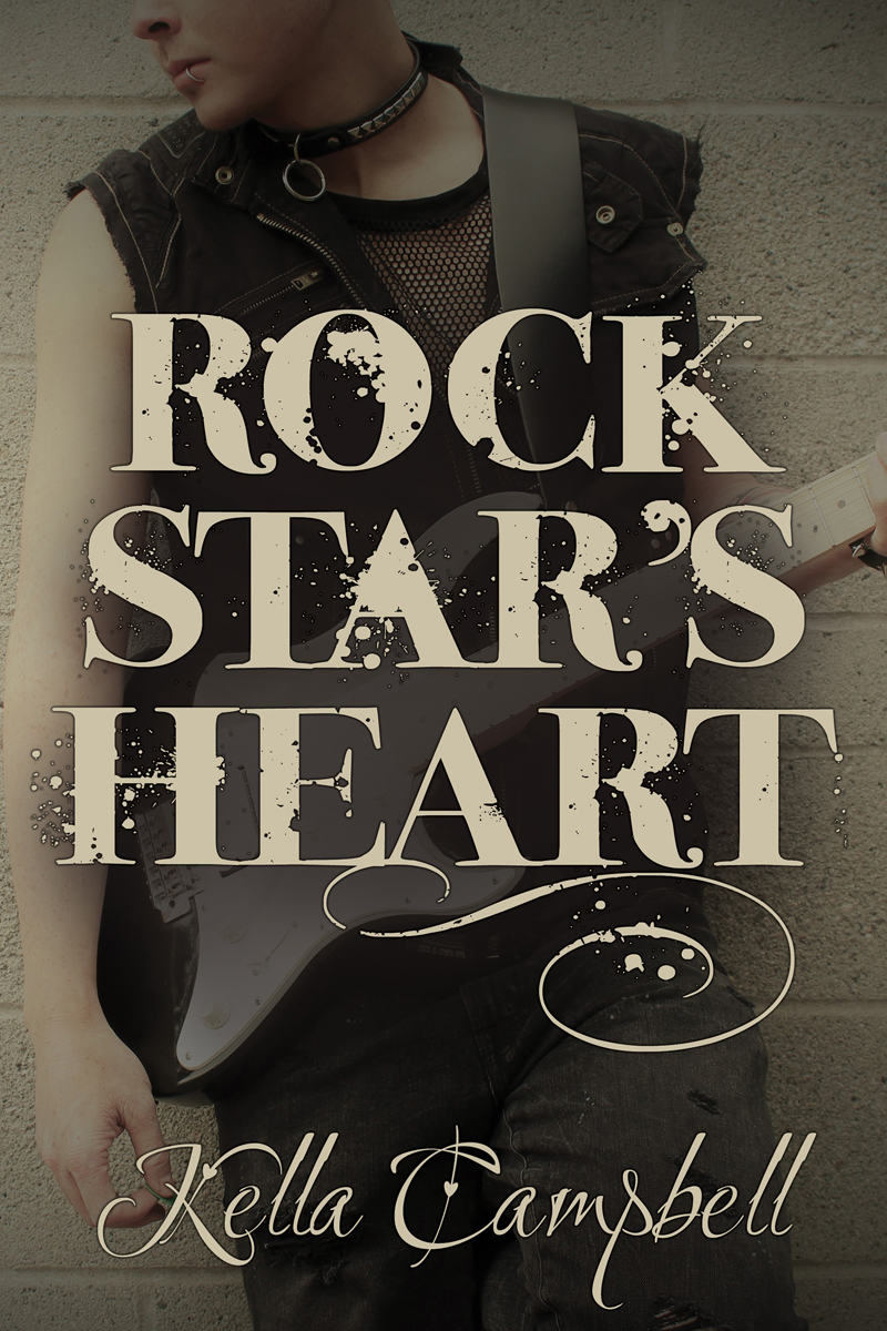 cover image for Rock Star's Heart
