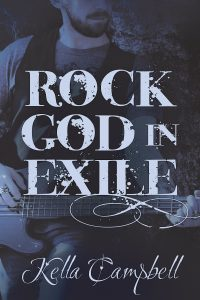 Book cover: Rock God in Exile